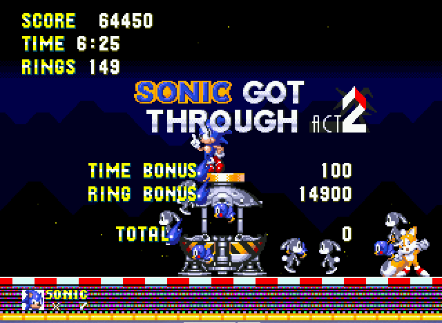 Sonic the Hedgehog 3 - thats ur result when u use s.sonic - User Screenshot